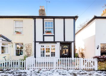 2 bed semi-detached house for sale in Thistlecroft Road, Hersham, Walton-On-Thames, Surrey KT12