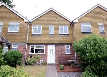 Thumbnail 3 bed terraced house to rent in Latham Avenue, Frimley, Camberley