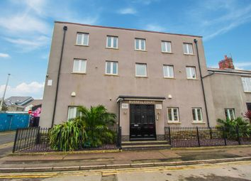 Thumbnail 3 bed flat for sale in Russell Court, Russell Street, Roath, Cardiff