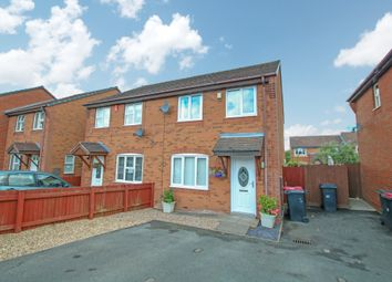 Thumbnail 3 bed semi-detached house for sale in Smith Street, Wood End, Atherstone