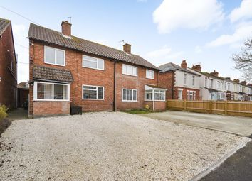 Thumbnail 3 bed semi-detached house for sale in Somerset Road, Folkestone