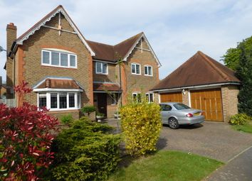 Thumbnail 4 bed detached house for sale in Cedar Close, Iver