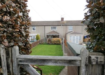 Thumbnail 2 bed terraced house for sale in Station Road, North Broomhill, Morpeth