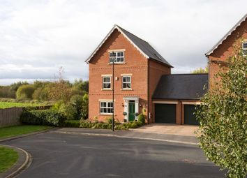 Thumbnail 4 bed detached house for sale in The Sidings, Strensall, York