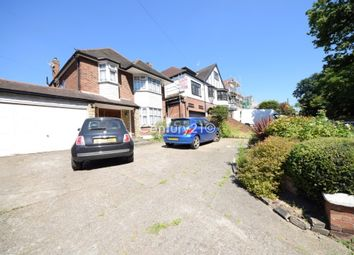 Thumbnail 4 bed detached house to rent in Manor Road, Chigwell