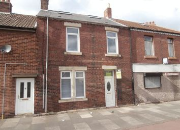 Thumbnail 3 bed terraced house for sale in Wallsend Road, North Shields