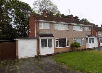 Thumbnail 3 bed semi-detached house to rent in Carlbury Crescent, Darlington