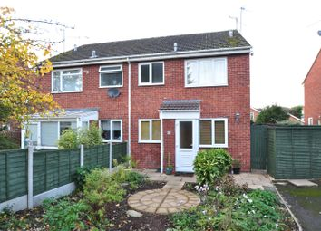 Thumbnail 1 bed end terrace house to rent in Clayhall Road, Droitwich Spa