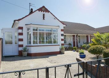 Thumbnail 3 bed semi-detached bungalow for sale in Allt-Yr-Yn Road, Newport, Gwent.