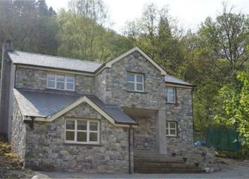 Thumbnail 4 bed detached house for sale in Betws-Y-Coed, Conwy, Conwy