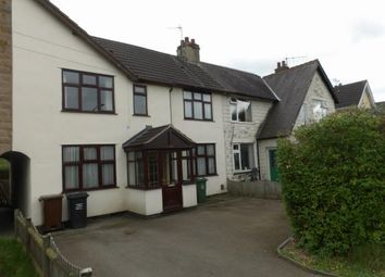 Thumbnail 3 bed terraced house for sale in Fosse Way, Syston, Leicester, Leicestershire