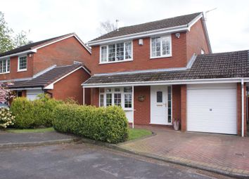 Thumbnail 3 bed detached house for sale in Christchurch Close, Bolton