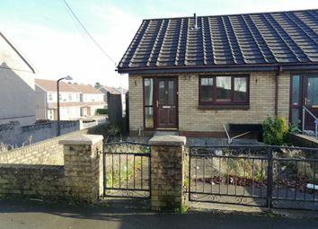 Thumbnail 2 bed end terrace house for sale in Ravenhill Road, Ravenhill, Swansea