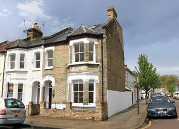 Thumbnail 4 bed end terrace house to rent in Kerrison Road, London