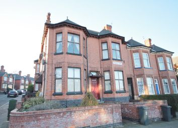 Thumbnail 1 bed flat for sale in 190 Hinckley Road, West End, Leicester