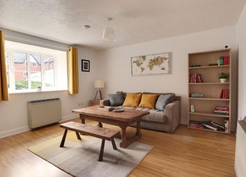Thumbnail 1 bed flat for sale in Rembrandt Way, Reading