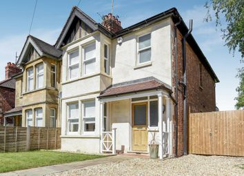 Thumbnail 3 bed semi-detached house to rent in Glanville Road, East Oxford