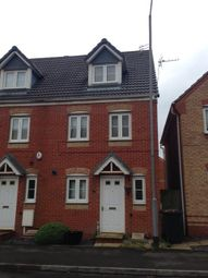 Thumbnail 3 bed property to rent in Carnation Way, Bermuda Park, Nuneaton