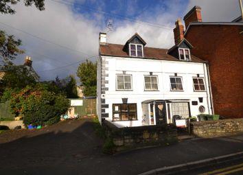 Thumbnail 4 bed semi-detached house for sale in Westward Road, Ebley, Stroud