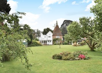 Thumbnail 4 bed detached house for sale in Angley Road, Cranbrook
