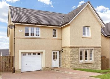Thumbnail 4 bed detached house for sale in Greenstone Loan, Ratho