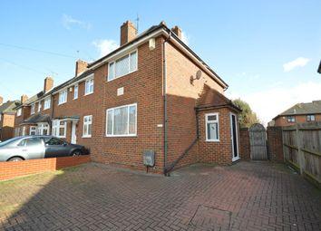 Thumbnail 2 bedroom semi-detached house to rent in Berkley Row, Berkley Road, Gravesend