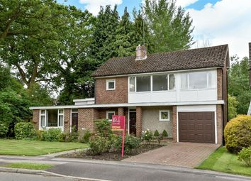 Thumbnail 3 bed detached house for sale in Hillary Drive, Crowthorne, Berkshire