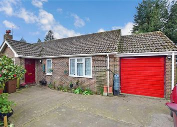 Thumbnail 3 bed detached bungalow for sale in Ashford Road, Badlesmere, Faversham, Kent