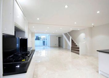 Thumbnail 5 bedroom terraced house to rent in Abingdon Villas, Kensington