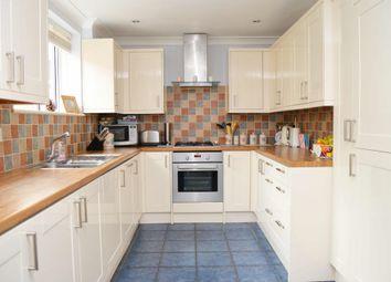 Thumbnail 3 bedroom terraced house to rent in Dagnam Park Drive, Romford