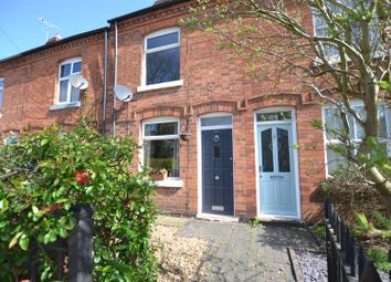 Thumbnail 2 bed terraced house for sale in Wood Lane, Quorn, Leicestershire