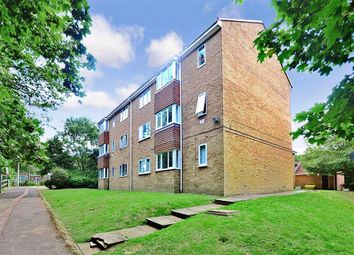 Thumbnail 2 bed flat for sale in Gregory Close, Rainham, Gillingham, Kent