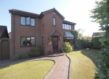 Thumbnail 4 bed detached house to rent in Castle Green, Kingswood, Warrington, Cheshire