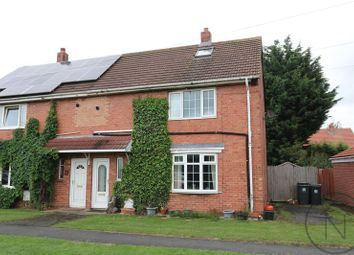 Thumbnail 3 bed semi-detached house for sale in Washington Avenue, Middleton St. George, Darlington