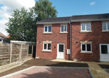 Thumbnail 3 bed town house to rent in Station Road, Langley Mill, Nottingham