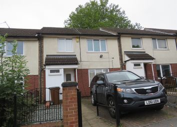 Thumbnail 3 bed terraced house for sale in Verbena Close, Nottingham