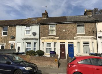 Thumbnail 2 bedroom terraced house to rent in Coombe Valley Road, Dover