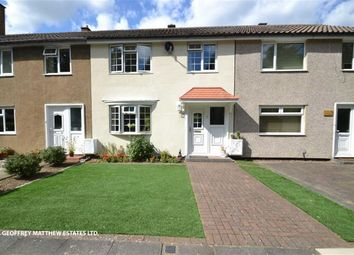 Thumbnail 3 bed terraced house for sale in Mark Hall Moors, Harlow, Essex