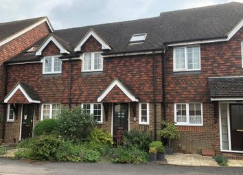 Thumbnail 2 bed terraced house for sale in Little Manor Gardens, Cranleigh