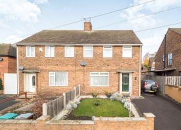 Thumbnail 3 bed semi-detached house for sale in Glendon Drive, Nottingham