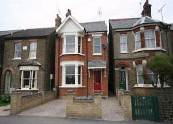Thumbnail 4 bed detached house to rent in Trinity Lane, Waltham Cross, Hertfordshire