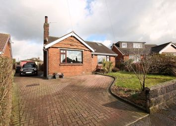 Thumbnail 2 bed detached bungalow for sale in Menai Drive, Knypersley, Biddulph