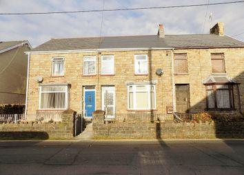 3 bed terraced house for sale in Pandy Road, Aberkenfig, Bridgend. CF32