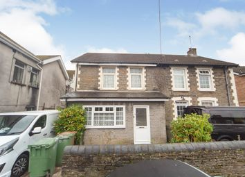 Thumbnail 2 bed semi-detached house for sale in Pandy Road, Bedwas, Caerphilly