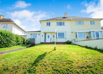 Thumbnail 4 bed semi-detached house for sale in Stanbury Road, Shiphay, Torquay