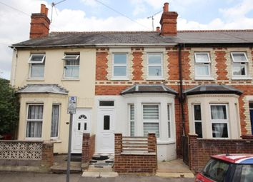 Thumbnail 3 bed terraced house for sale in Valentia Road, Reading