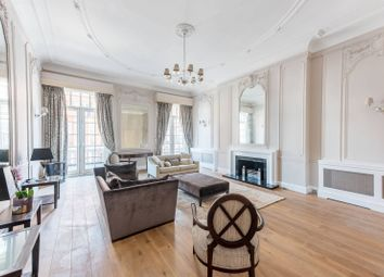 Thumbnail 3 bedroom flat for sale in Pont Street, Knightsbridge