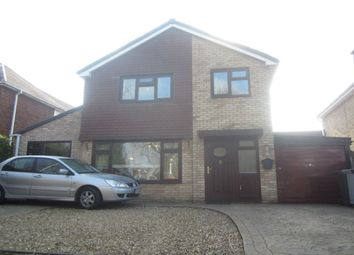 Thumbnail 3 bed detached house for sale in Bowness Road, Wistaston, Crewe