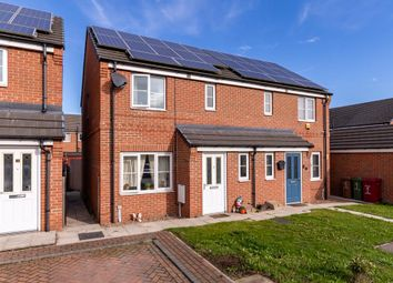 3 bed semi-detached house for sale in Corncrake Drive, Scunthorpe DN16