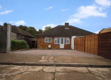 Thumbnail 3 bedroom semi-detached bungalow for sale in Havering Road, Romford